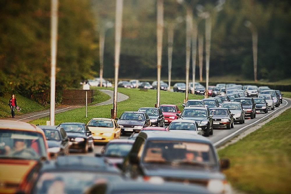 CMA Fest Traffic - Nashville Car Service - Nash Rides