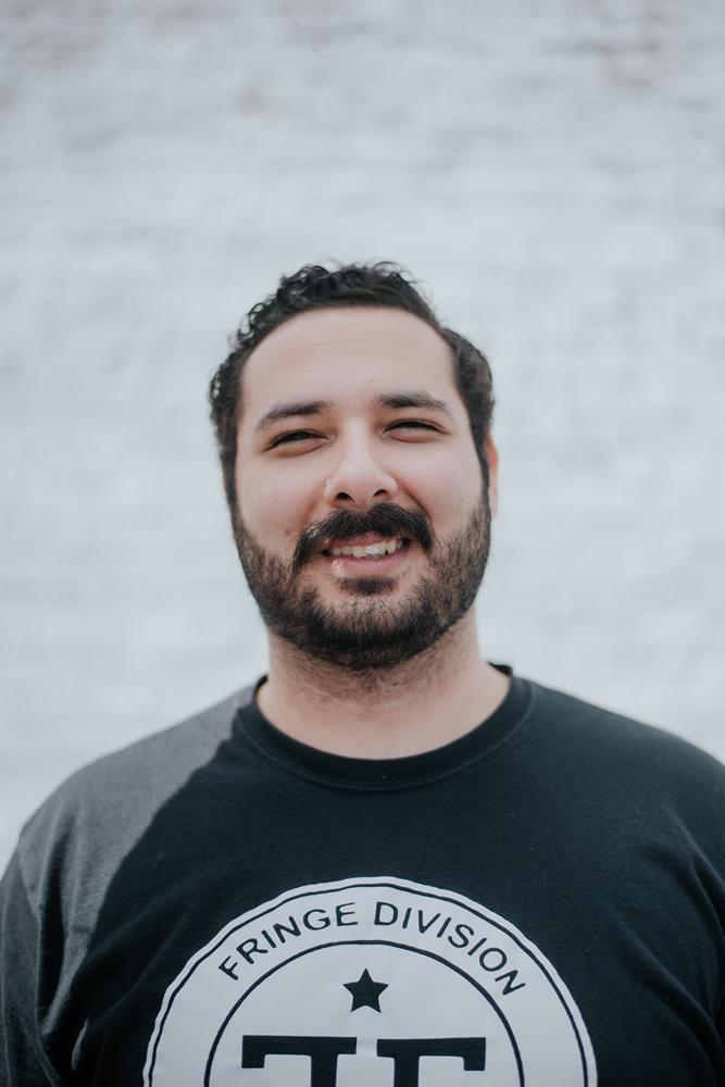 Andrew Bakheet - Driver for Nash Rides
