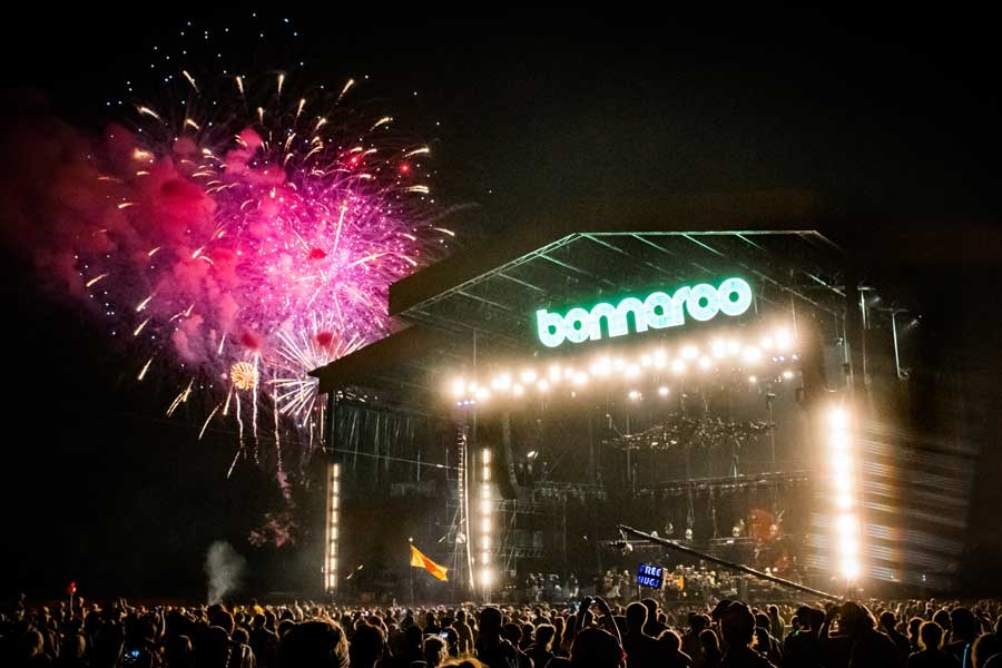 Nash Rides offers ride service to and from Bonnaroo Music Festival 2021